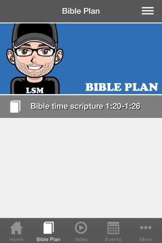 Liquid Student Ministries App screenshot 2