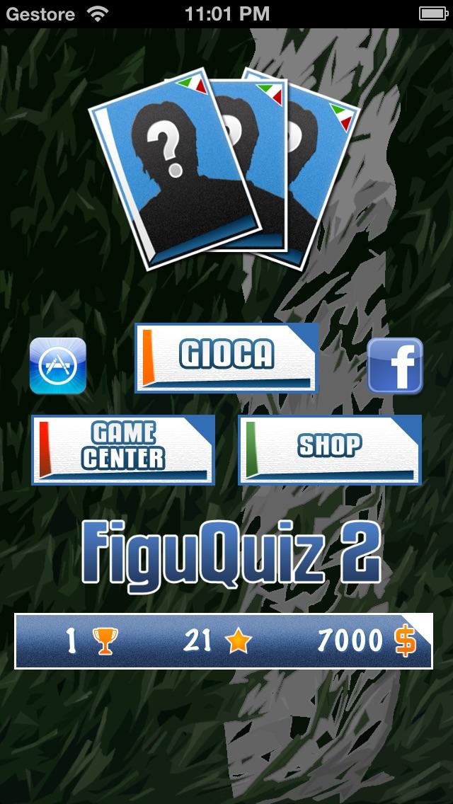 Screenshot of FiguQuiz 25