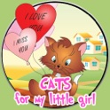 cats for my little girl icon