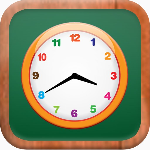 MathTappers: ClockMaster - a math game to help children learn to read clocks