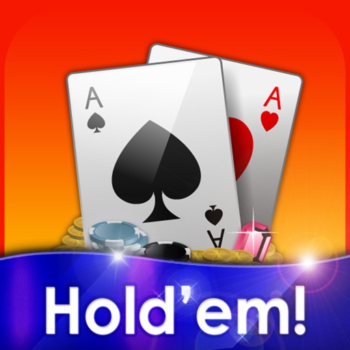 Imagine Poker ~ a Texas Hold'em series against colorful characters from world history! iOS App