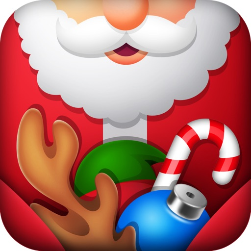 Xmas Camera: Festive Booth - create christmas cards with fun stickers or greetings and capture magic moments iOS App