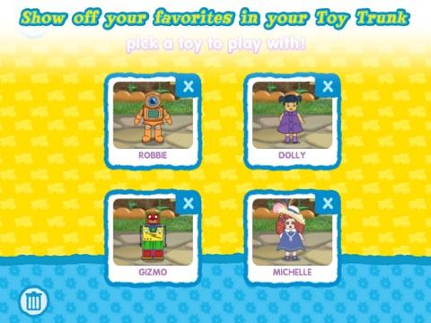 Max & Ruby: Toy Maker Screenshot