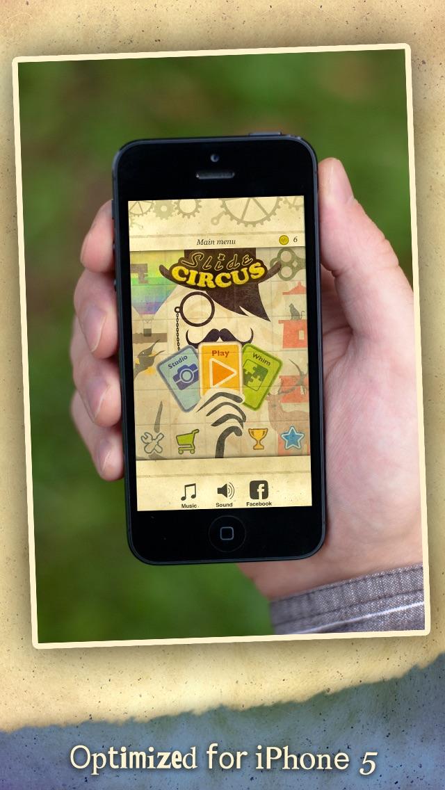 滑块马戏团:Slide Circus
