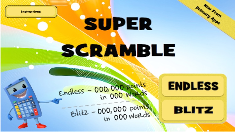 Super Scramble by Primary Apps