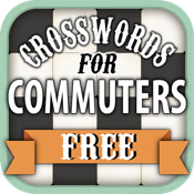 Crosswords for Commuters Free icon