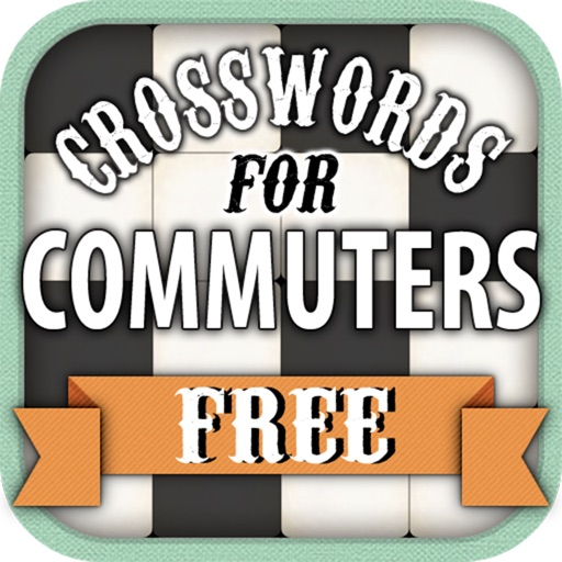 Crosswords for Commuters Free iOS App