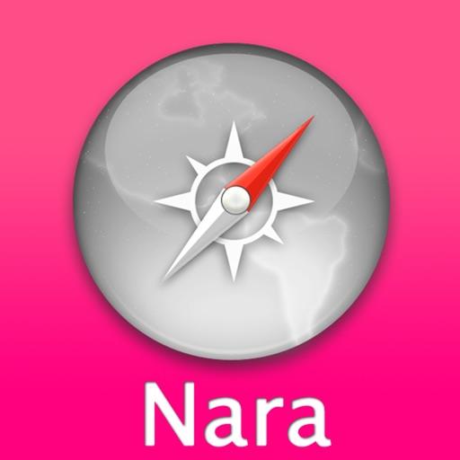 奈良自由行地图 (Nara)