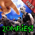 Zombie Fingers! 3D Halloween Playground for the Angry Undead FREE icon
