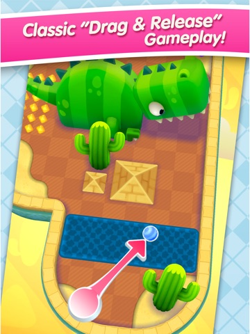 Screenshots of Mini Golf MatchUp for iPad