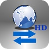 GeoTrace HD - Professional Trace Route,  Ping Plotting and IP Location