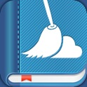 ContactClean Pro - Адрес Очистка Книги & Ремонт icon
