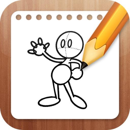跟游戏设计师学画画:How to Draw!
