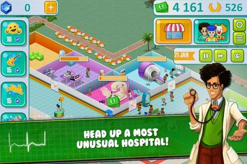 Hospital Manager – Build and manage a one-of-a-kind hospital screenshot 2