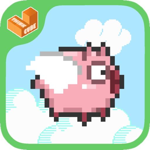 Fly Fly Pig -A Flappy Adventure iOS App