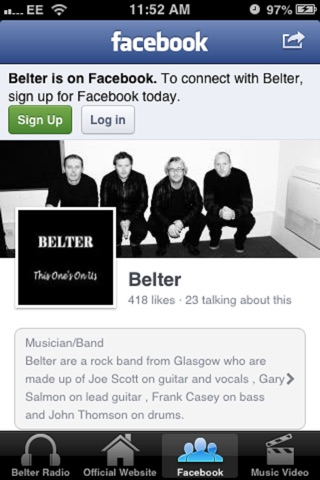 Belter Official App screenshot 2