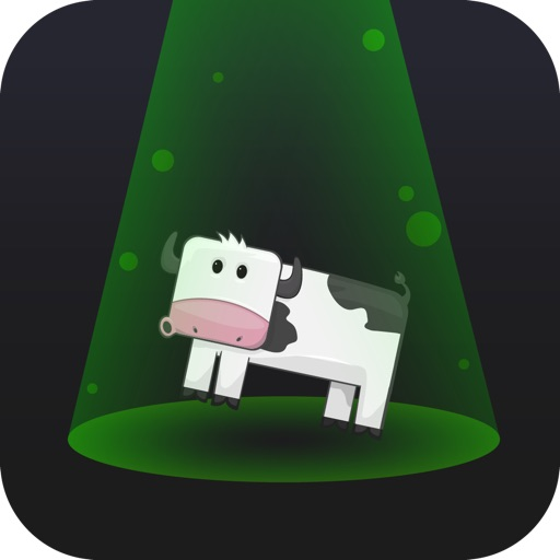 Cow Encounters of the Third Kind iOS App
