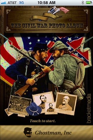 The Civil War Photo Album Lite screenshot 2