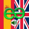 Español a Inglés Voz Traductor parlante Guía de conversación EchoMobi® Viajes Hablar LITE