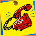 Paper Telephone icon