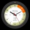 アラームクロックガジェットプラス ー 目覚ましとカレンダー付き時計