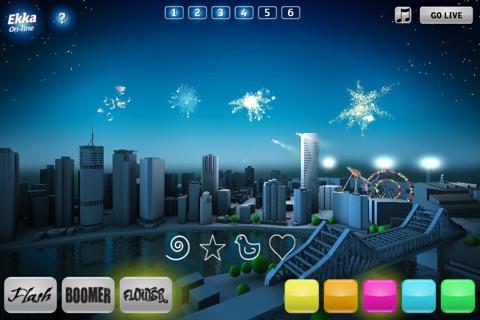 Ekka Fireworks screenshot 1