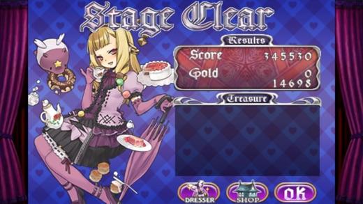 DEATHSMILES Screenshot