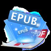 PDF to EPUB-PDF Converter