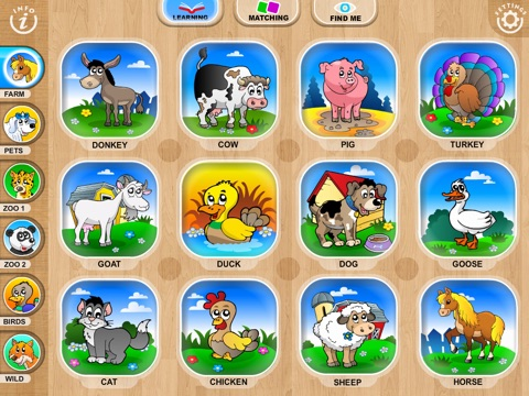 Abby Farm Animals Preschool and Toddler screenshot 2