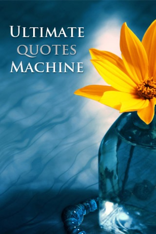 Ultimate Quotes Machine (30k+ quotes) screenshot 1
