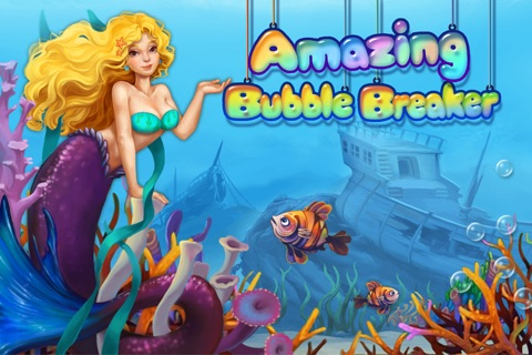Amazing Bubble Breaker screenshot 1
