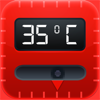 Hassan Hosam - Air Thermometer - Turn your Phone into a thermometer artwork