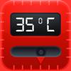 Aire Termómetro - Convierte tu móvil en un termómetro