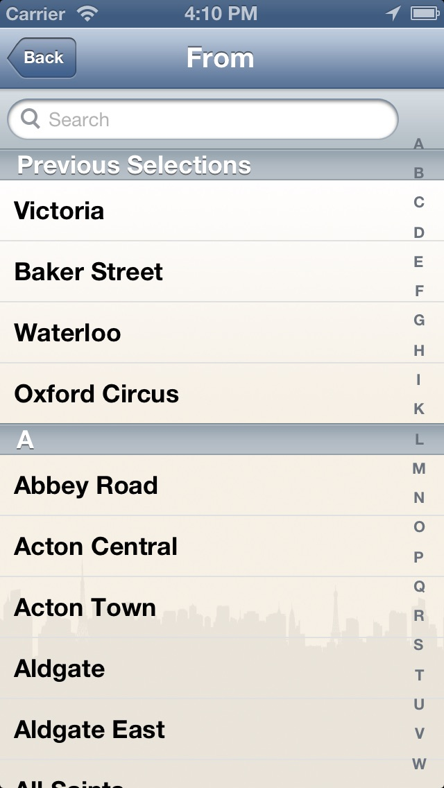 download Guide Metro London apps 0