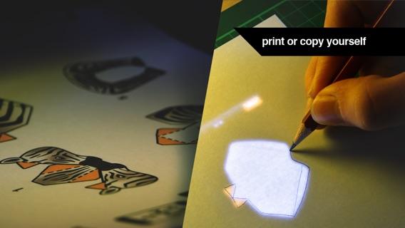 Tiny Paper Zoo Plus Screenshot