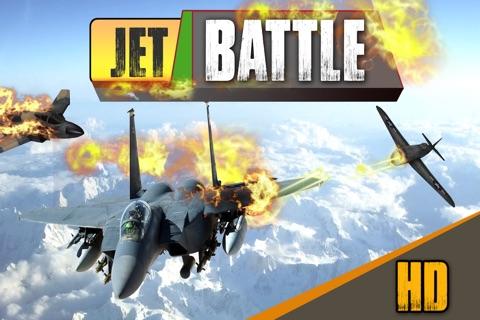Jet Battle 3D screenshot 1