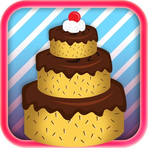 Cooking Games : Cake Surprise iOS App