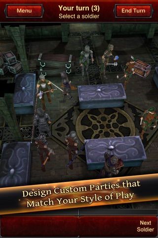 Battle Dungeon: Risen screenshot 4