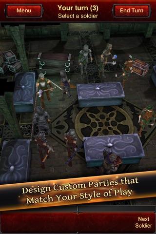 Battle Dungeon: Risen screenshot 4