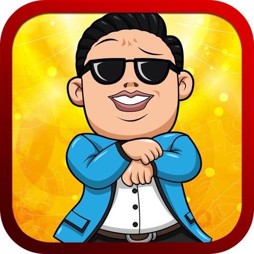 Running Gangnam Style