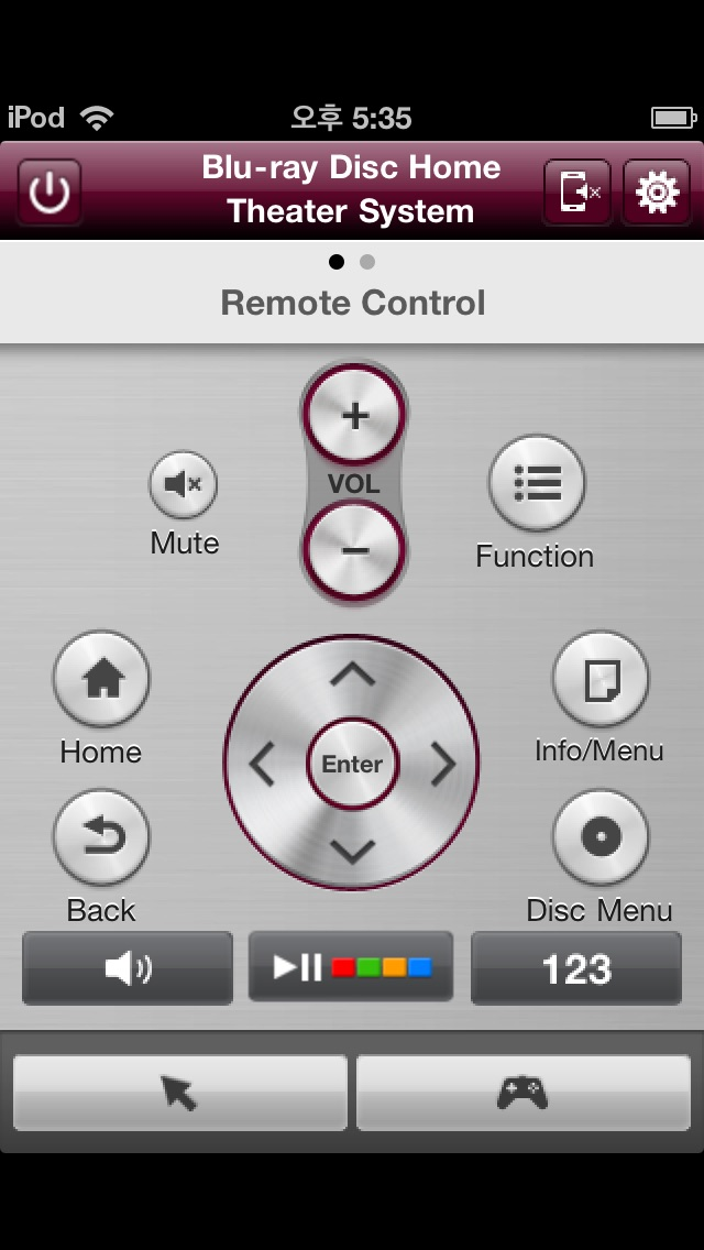 Lg Blu Ray Player Remote App For Iphone