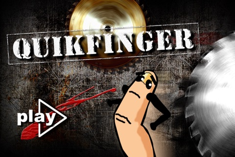 Quikfinger screenshot 1