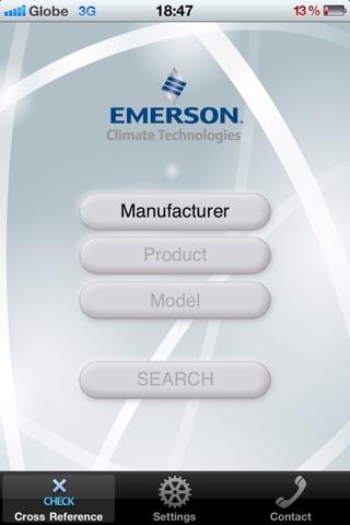 Emerson X-Check screenshot 1