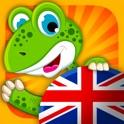 Aprende Inglés con Animalia - Animales parlantes interactivos - Juego educativo y divertido para que icon