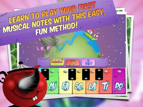 My First Accordion HD for Kids screenshot 2