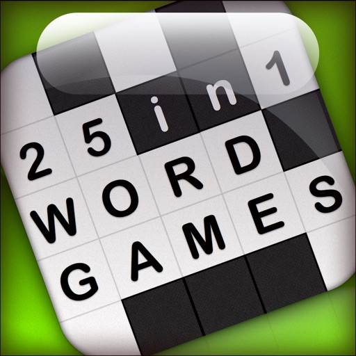 All Word Games HD Icon