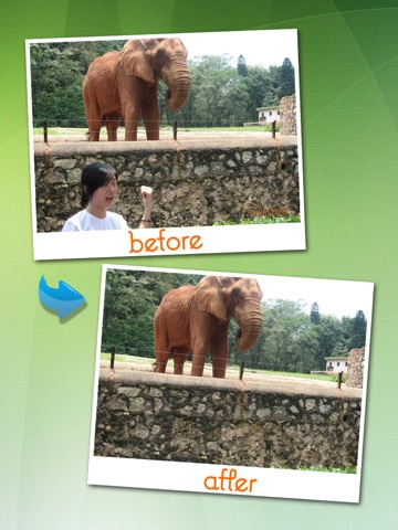 Screenshot #4 for Photo Eraser - Remove Unwanted Objects from Pictures and Images
