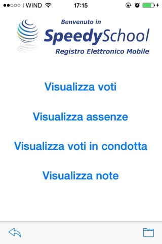 SpeedySchool - Registro Elettronico Mobile screenshot 4