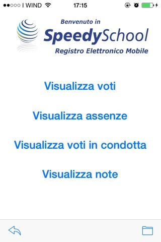 SpeedySchool - Registro Elettronico Mobile screenshot 4