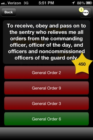 USMC Mobile screenshot 3